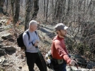 Future thru-hiker Jarrett and Bookburner '02