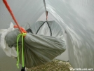 Hammock Tarptent – Interior by Youngblood in Hammock camping