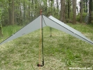 Hammock Tarptent – Wide pitch 2