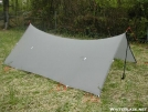 Hammock Tarptent – Narrow pitch 1 by Youngblood in Hammock camping