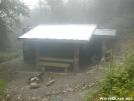 Tri-Corner Knob Shelter