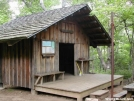 Deep Gap Shelter by Youngblood in Deep Gap Shelter