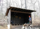 Gooch Gap Shelter