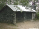 Derrick Knob Shelter by Youngblood in North Carolina & Tennessee Shelters