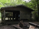 Muskrat Creek Shelter by Youngblood in North Carolina & Tennessee Shelters