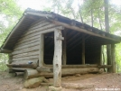 Brown Fork Gap Shelter by Youngblood in North Carolina & Tennessee Shelters