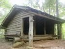 Brown Fork Gap Shelter