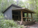 Sassafras Gap Shelter