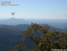 Yonah Mtn from Rocky Mtn