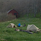 Overmountain Shelter 2013 by Pendragon in North Carolina & Tennessee Shelters