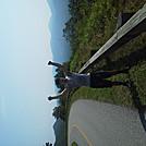 me on Blueridge parkway by salesman in Thru - Hikers