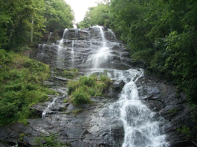 Amicalola Falls SP
