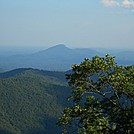 Yonah Mtn in the distance from Rocky Mountain by Suckerfish in Trail & Blazes in Georgia