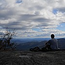Big Cedar Mountain by Suckerfish in Trail & Blazes in Georgia