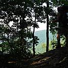 Tiny summit view by Suckerfish in Trail & Blazes in Georgia