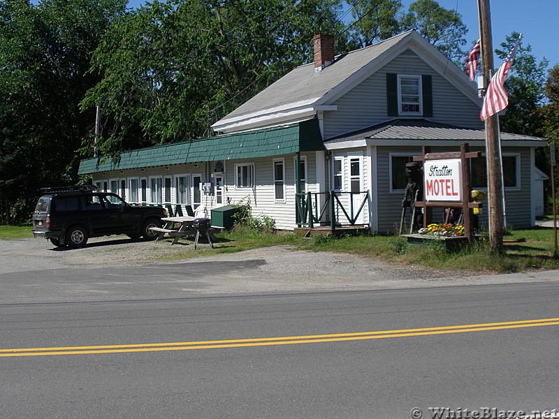 Stratton Motel, Stratton, Maine