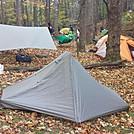 Lambert's Meadow Campsite  VA by carouselambra in Trail & Blazes in Virginia & West Virginia