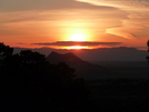New Mexico Sunset by Lucy Lulu in Continental Divide Trail