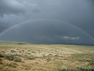 Cdt - Great Divide Basin Rainbow by Lucy Lulu in Continental Divide Trail