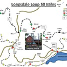 Longsdale Loop 58 mile 5 day hike by Aquonehostel in Trail Angels and Providers