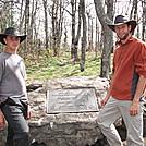 2012 Appalachian Trail April first 40 miles