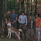 2011 Appalachian Trail 2nd 40 miles to Dicks Creek Gap
