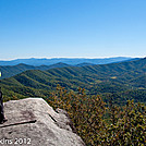 Foxfire at Tinker Cliffs by Mushroom_Mouse in Views in Virginia & West Virginia
