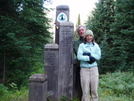 Northern Terminus Pct by neighbor dave in Faces of WhiteBlaze members