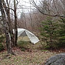 grayson highlands campsite by Namtrag in Section Hikers