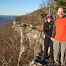 Tinker Cliffs by Namtrag in Section Hikers