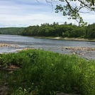 Piscataquis River Ford by MIA in Section Hikers