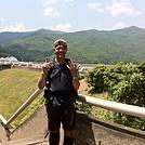 Fontanna Dam