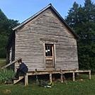 The Old Lindamood Schoolhouse