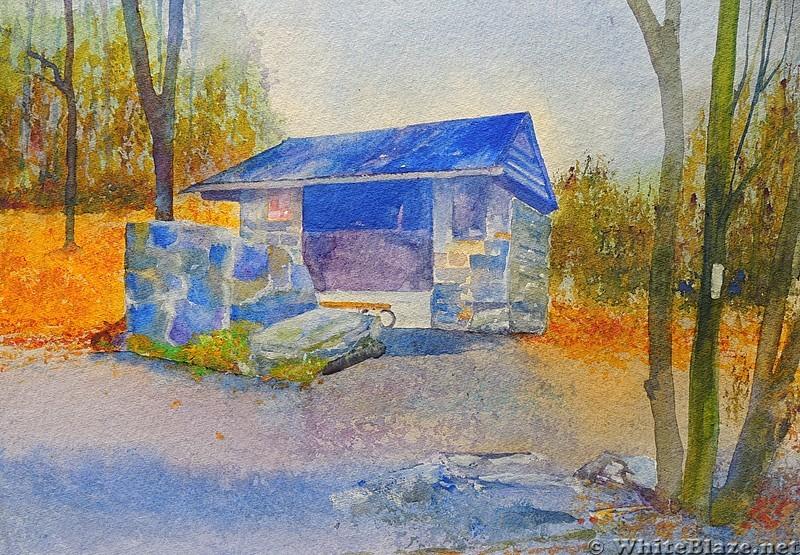 Pine Shelter