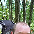 self pic on first section hike by Drakken in Section Hikers