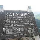 My hike up Mt. Katahdin by Nomadog in Katahdin Gallery