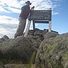 My hike up Mt. Katahdin