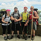 Fantastic 4 Clingmans Dome by Dropfgoldnsun in Section Hikers