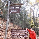 The Mt. Alander, S.Taconic and Frissel Trails (NY,MA,CT) with Another Kevin, Snacktime and Teacher   by Teacher & Snacktime in Other Trails