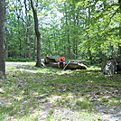 PA Section - PenMar to Pine Grove Forest by Teacher & Snacktime in Trail & Blazes in Maryland & Pennsylvania
