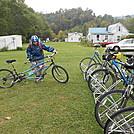 Virginia Creeper Trail  Sept 2013