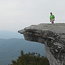 McAfee Knob Day Hike  Sept 2013 by Teacher & Snacktime in Faces of WhiteBlaze members