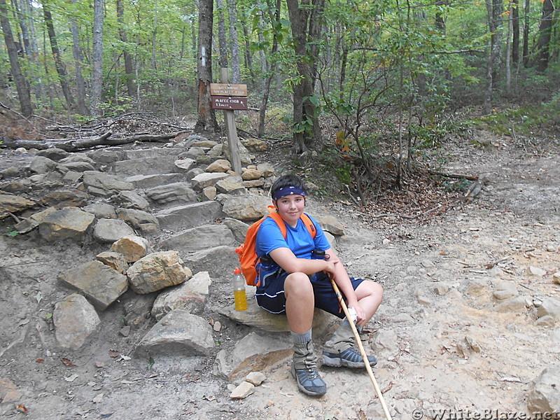 McAfee Knob Day Hike  Sept 2013