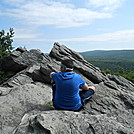 Chimney Rocks by Teacher & Snacktime in Trail & Blazes in Maryland & Pennsylvania