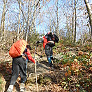 The Mt. Alander, S.Taconic and Frissel Trails (NY,MA,CT) with Another Kevin, Snacktime and Teacher