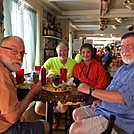 Trail Magic Bag Delivery, Monson, ME - July 2014 by Teacher & Snacktime in Trail Angels and Providers
