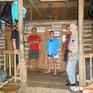 Kinkora Hostel - May 2014 by Teacher & Snacktime in Thru - Hikers