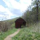 Overmountain Shelter - May 2014