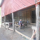 Overmountain Shelter - May 2014