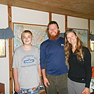 Blueberry Patch Hostel - April 2014 by Teacher & Snacktime in Thru - Hikers